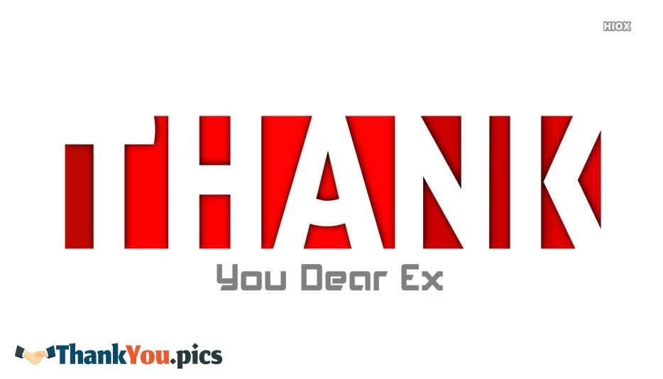 Thank You Images For Ex