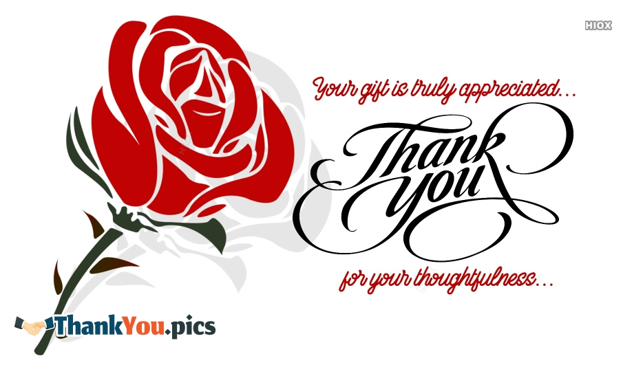 Thank You Gift Images