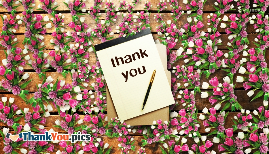 Thank You Roses Images