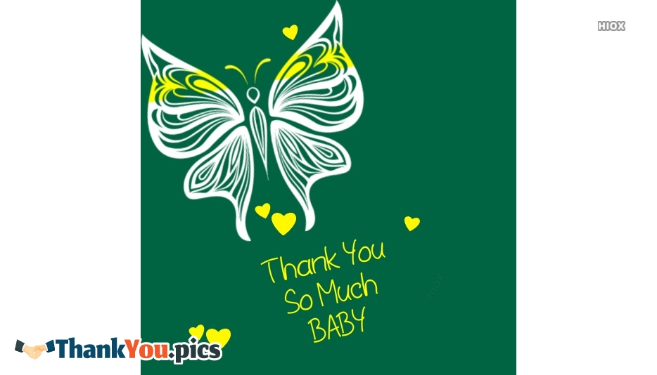 Thank You Images for Baby