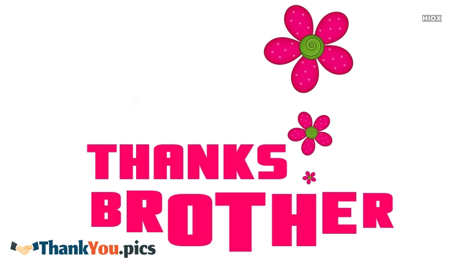 Thank You Images For Bro