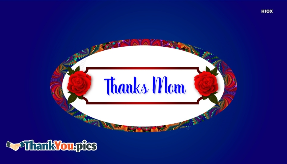 Thanks To Mother Images In English