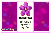 Thank You Best Wishes Quotes