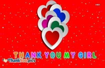 Thank You My Girl Image