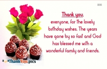 Thank You For A Gift Quotes