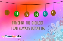 Thank You Support Quotes