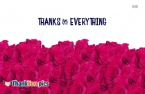 Thank You Wallpaper Image