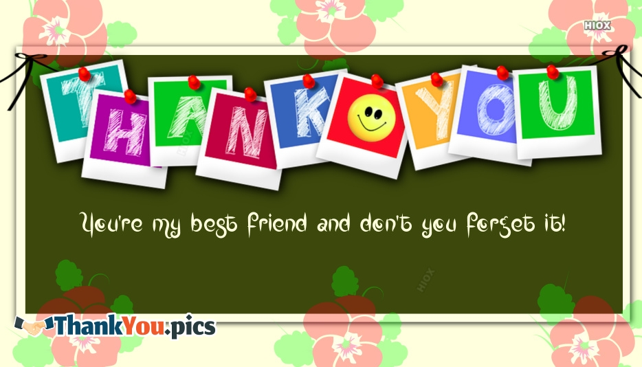 Thank You Dear Friends Images